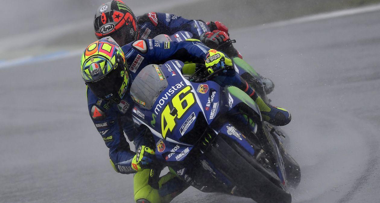 Vòng 15 MotoGP: Đường đua