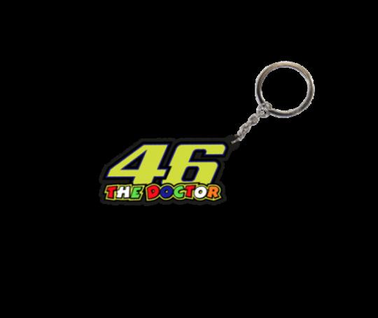 Móc treo chìa khóa VR46 02