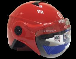Mũ bảo hiểm nửa đầu kiểu 2 - Red