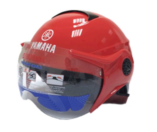 Mũ bảo hiểm nửa đầu kiểu 2 – Red