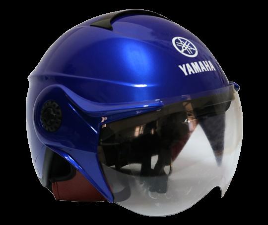 Mũ bảo hiểm nửa đầu kiểu 2 – Royal Blue