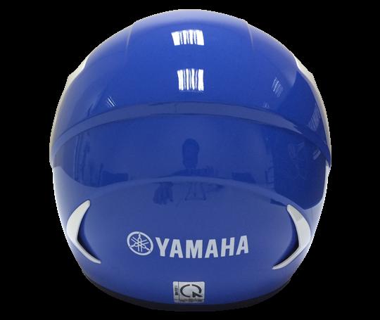 Mũ bảo hiểm 3/4 kiểu 2 – Light Blue