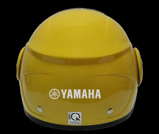 Mũ bảo hiểm nửa đầu kiểu 2 – Yellow
