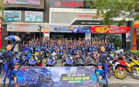EXCITER CLUB OFFLINE tại Quy Nhơn