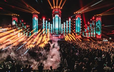 YAMAHA RAVOLUTION MUSIC FESTIVAL - RAVO 3 YEARS: NGÀY CỦA CẢM XÚC DÂNG TRÀO, ĐÊM CỦA ĐAM MÊ RỰC LỬA
