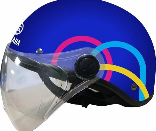 Mũ bảo hiểm thời trang 2020 kiểu 2