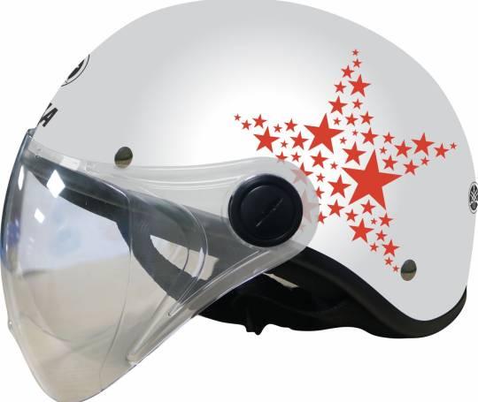 Mũ bảo hiểm thời trang 2020 kiểu 1