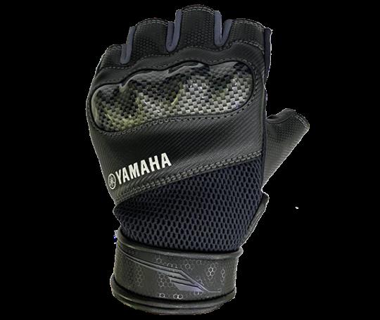 Găng tay nửa ngón thể thao ( đen – xám)