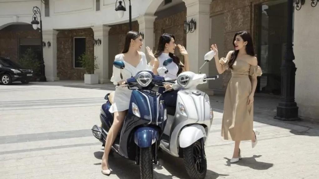 TOP các mẫu xe máy dành cho nữ đẹp nhất năm 2021