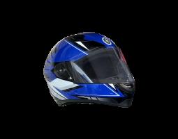 Mũ bảo hiểm cả đầu thể thao xanh GP