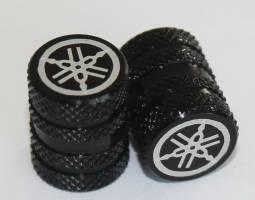 Bộ nắp van lốp xe (đen)
