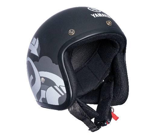 Mũ bảo hiểm Jet Phiên bản Born To Ride