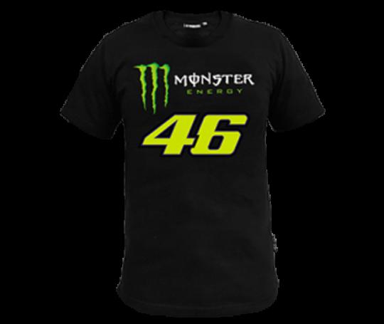Áo phông Monster VR46 04