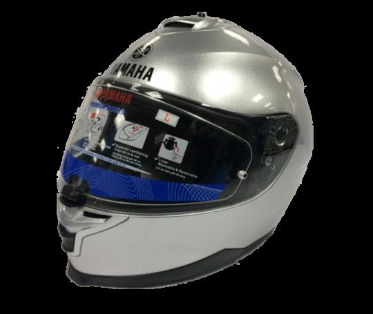 Mũ bảo hiểm cả đầu – Chrome Silver