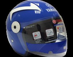 Mũ bảo hiểm 3/4 kiểu 2 - Light Blue