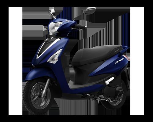 Xe Acruzo Standard (phiên bản tiêu chuẩn) màu Xanh