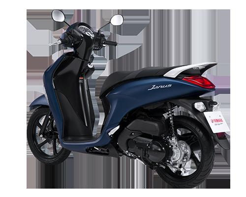 Xe Janus Premium (phiên bản đặc biệt) màu Xanh cô-ban