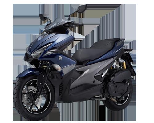 Xe NVX 155 ABS màu Xanh tím ánh kim