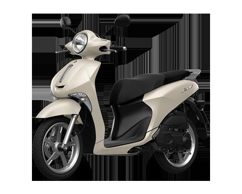 Xe Janus Standard (phiên bản tiêu chuẩn) màu Trắng