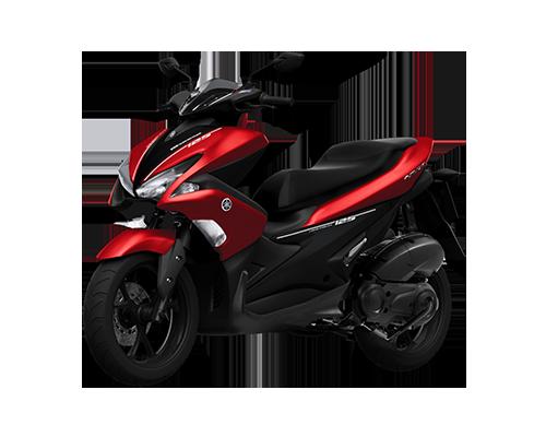 Xe NVX 125 màu Đỏ