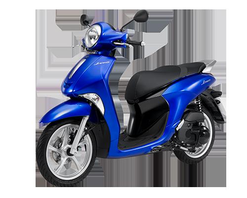 Xe Janus Standard (phiên bản tiêu chuẩn) màu