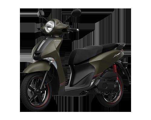 Xe Janus Limited (phiên bản giới hạn) màu Xanh lá