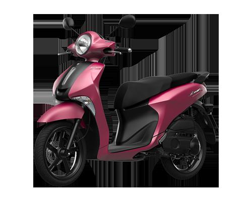 Xe Janus Limited (phiên bản giới hạn) màu Hồng