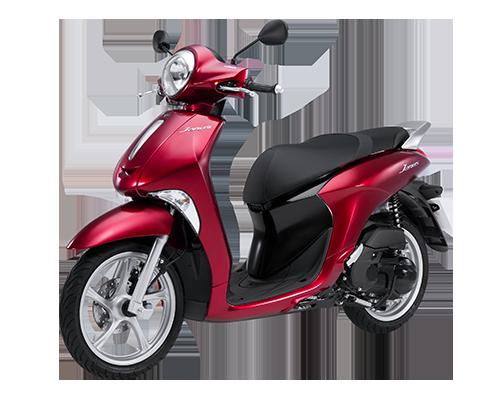 Xe Janus Standard (phiên bản tiêu chuẩn) màu Đỏ