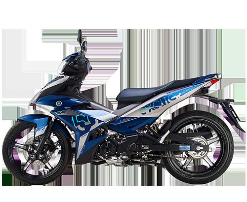 Xe Exciter 150 Mat Blue (phiên bản giới hạn)