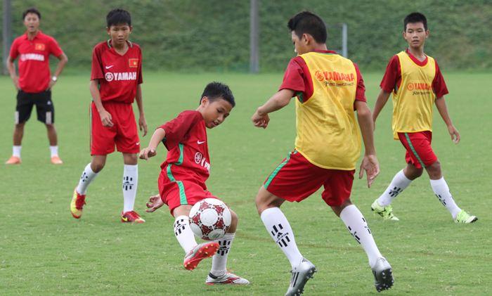 U13 Yamaha Cup thua đậm trước đội tuyển U14 Jubilo Iwata - bài học đáng nhớ trên đất Nhật