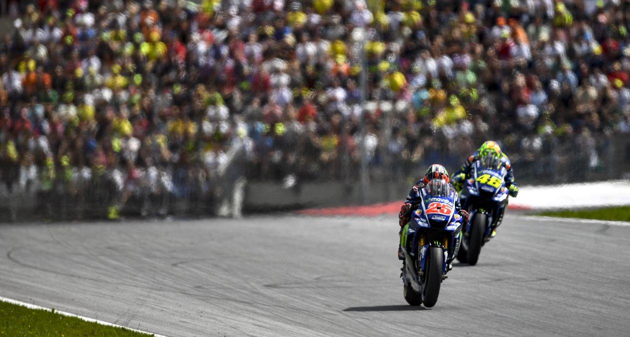 Kết quả vòng 11 MotoGP: Nước Áo và chặng đua không may mắn cho Movistar Yamaha