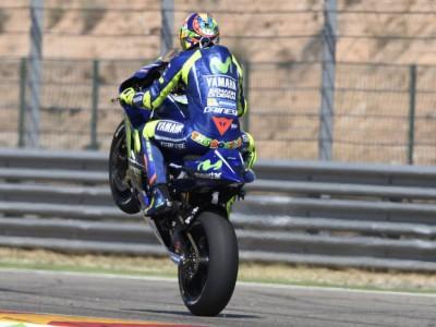 Kết quả vòng 14 MotoGP: Thử thách Aragón, Movistar Yamaha xuất sắc chốt thứ hạng 4 và 5