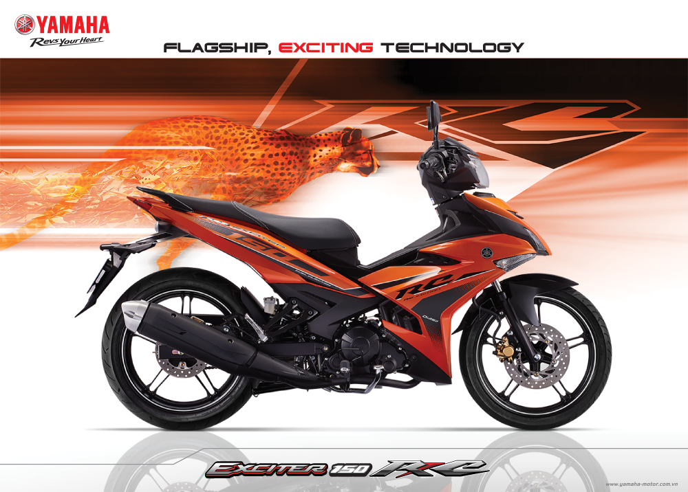 Poster Exciter RC 2