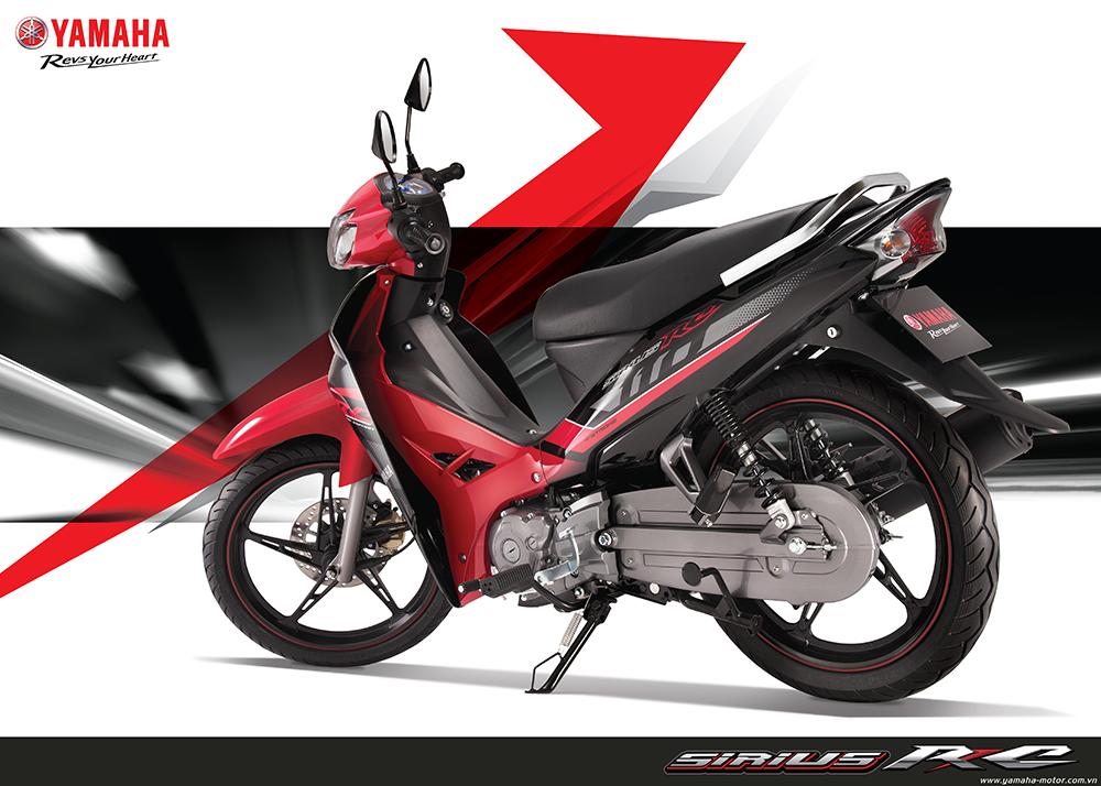 Các mẫu xe gắn máy mới của Yamaha năm 2017