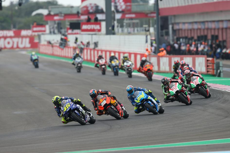 Kết quả vòng 2 MotoGP: Tiểu xảo của Marquez và cái giá đắt cho VR46