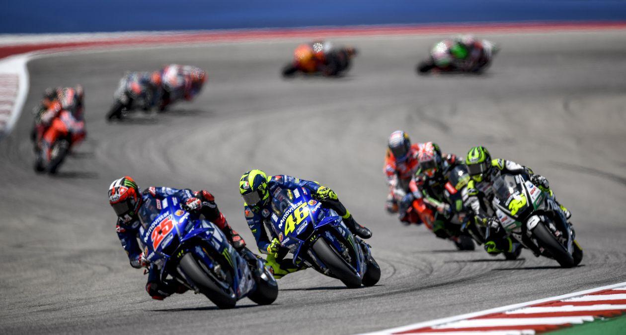 Kết quả vòng 3 MotoGP: Lướt êm về đích, Movistar Yamaha giành vị trí thứ 2 và thứ 4 chung cuộc