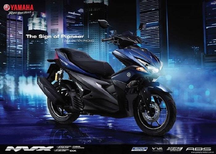 xe Yamaha NVX 2018