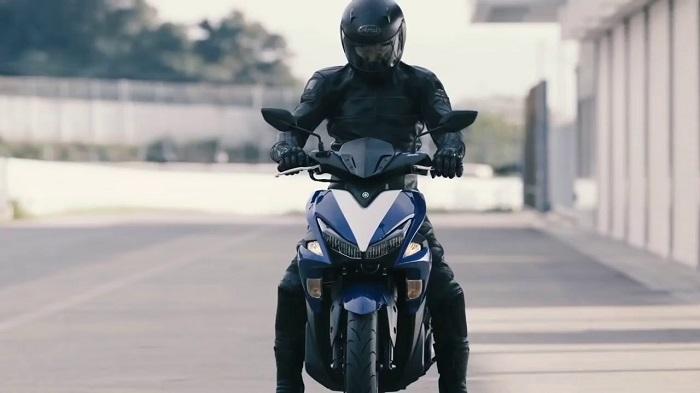 xe Yamaha NVX 2018 có gì mới