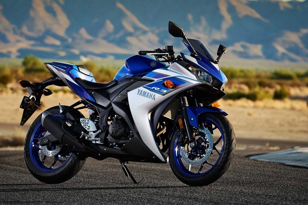 Các mẫu xe máy cho nam 2018 có thiết kế thể thao đáng mua nhất