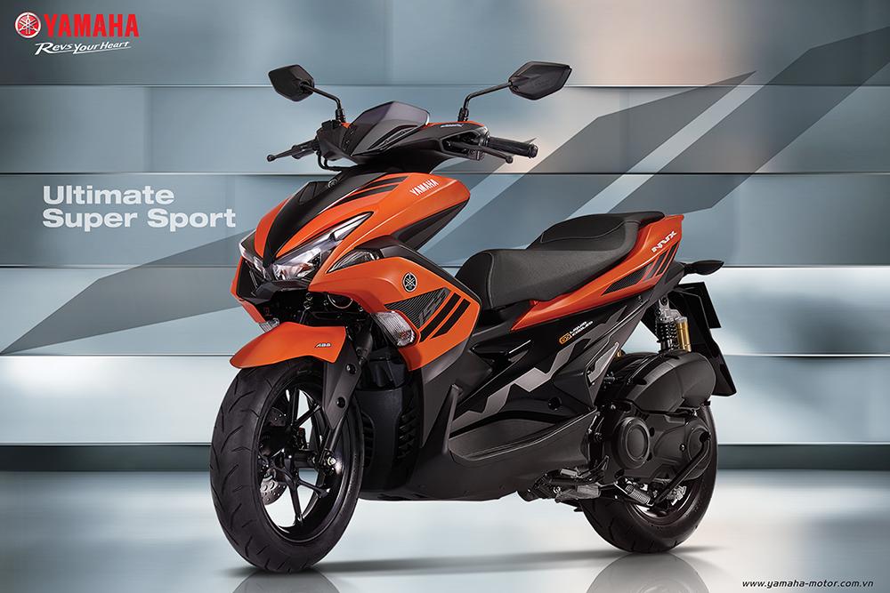 5 mẫu xe máy mới ra 2018 đáng quan tâm nhất của Yamaha