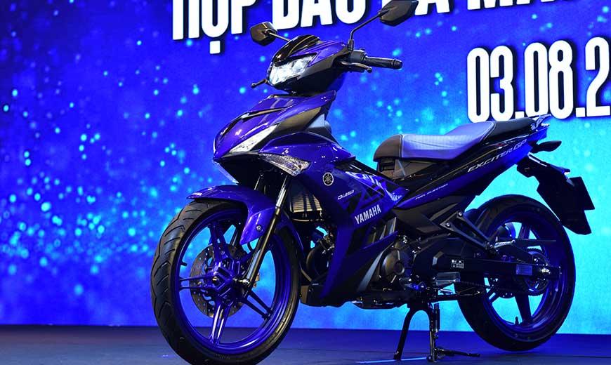 Yamaha Motor Việt Nam họp báo chính thức ra mắt Exciter 150 mới 2018