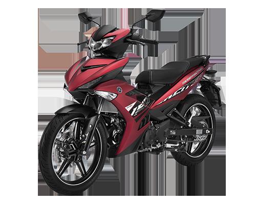 Xe Exciter 150 RC phiên bản mới màu Đỏ đen