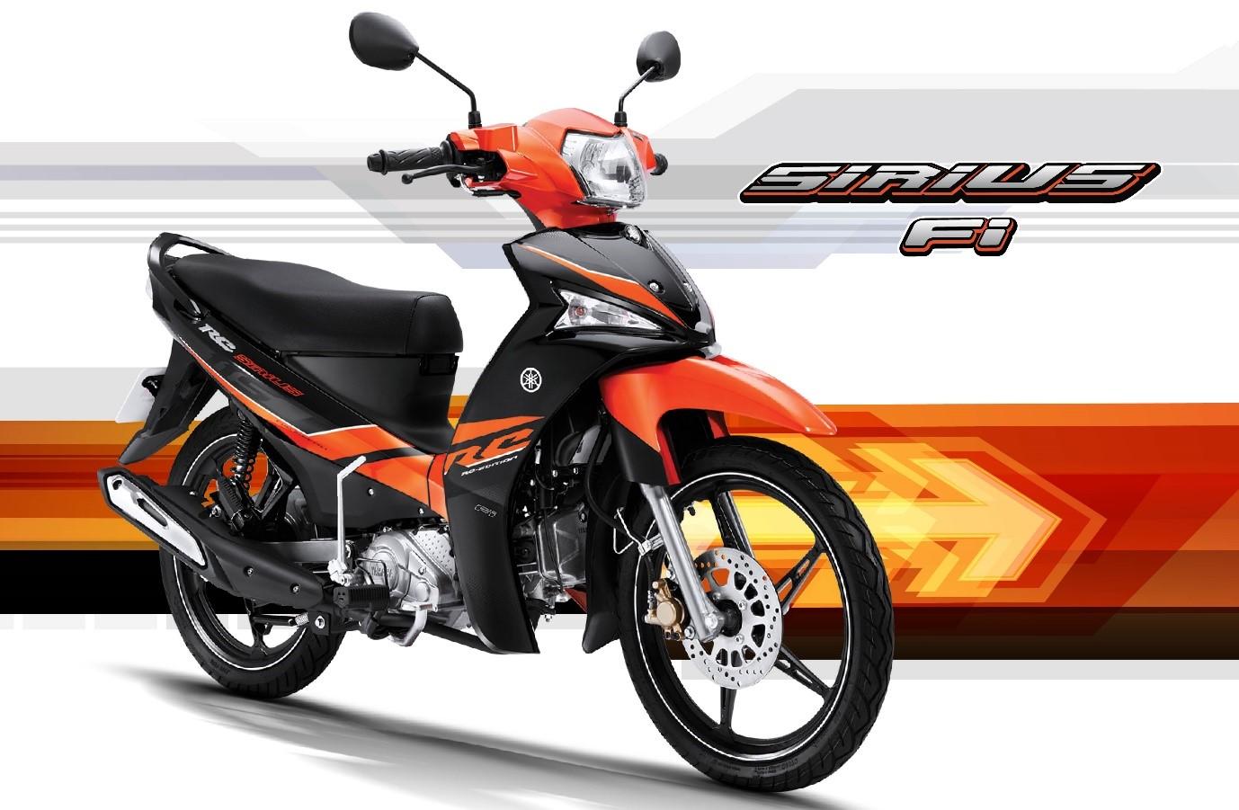 xe gắn máy yamaha mới