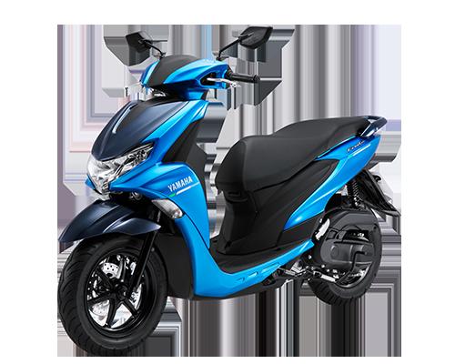 Xe FreeGo - Phiên bản tiêu chuẩn màu