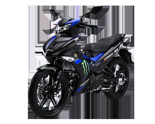 Xe Exciter 150 phiên bản Monster Energy Yamaha MotoGP
