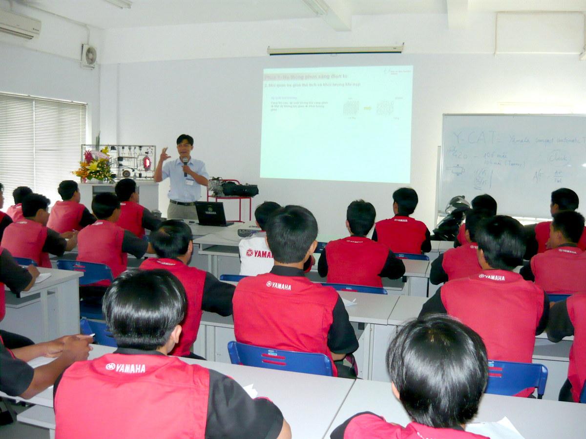 Hệ thống đào tạo kỹ thuật viên YTA