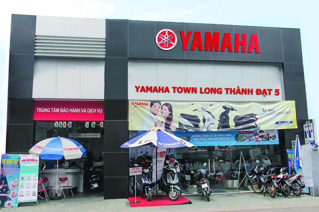 dai ly Yamaha Long Thanh Dat