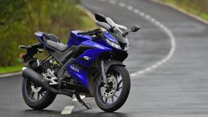 moto Yamaha YZF-R15