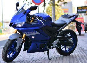 moto Yamaha YZF-R3
