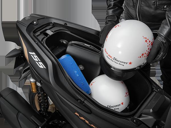 Cốp xe NVX 155 VVA thế hệ 2 2020
